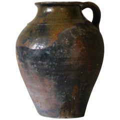 Antique Water Jug, Portuguese Antiques, Antique Vase, Antique Pot, Terracotta