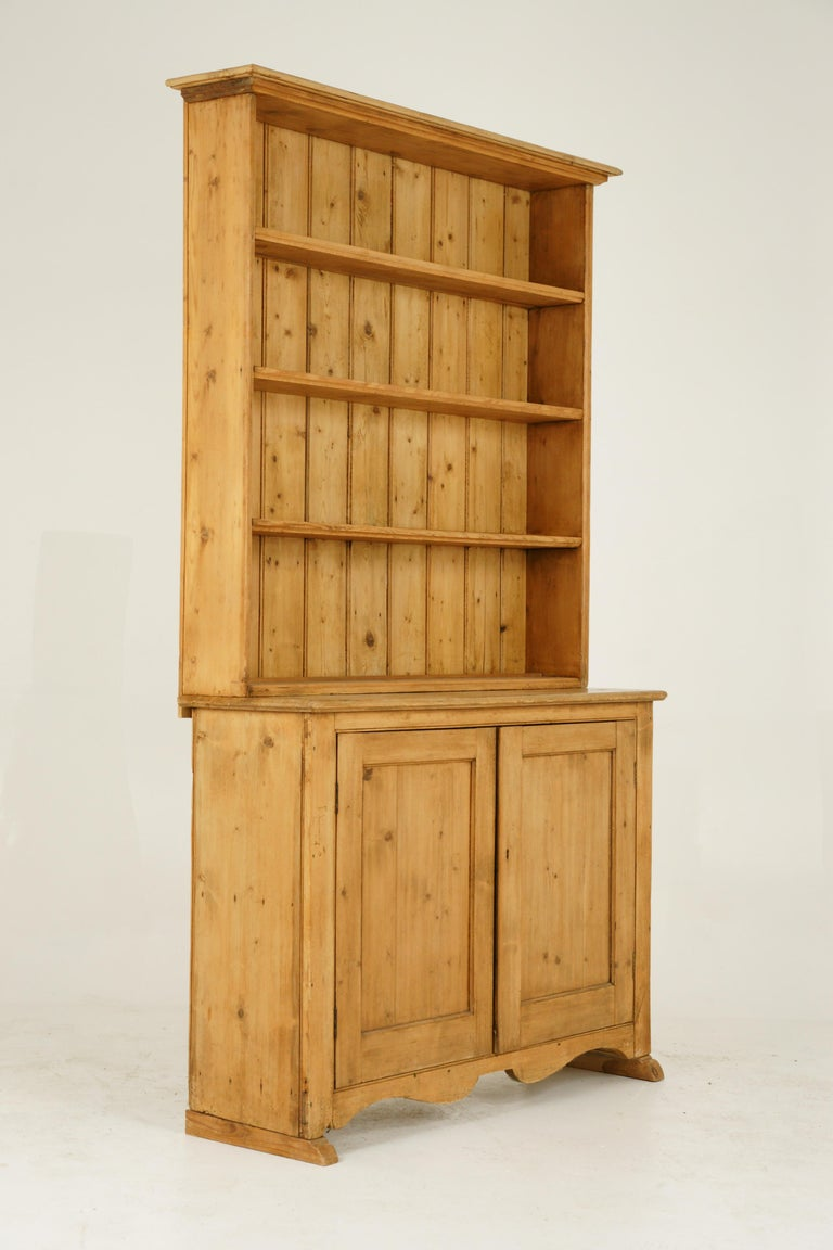 Antique Welsh Dresser Pine Sideboard