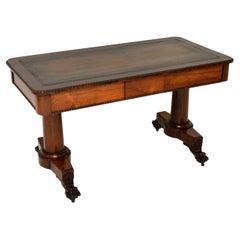 Antique William IV Desk / Writing Table