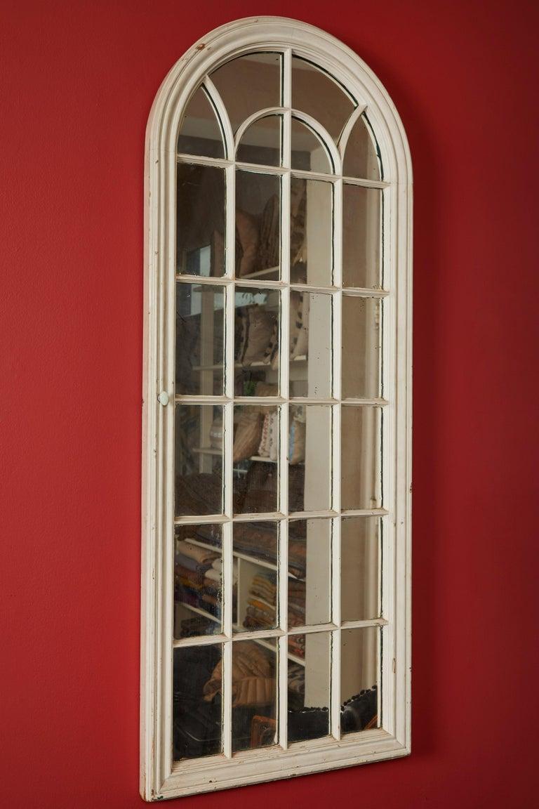 Antique Window Pane Mirrors For Sale 1