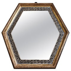 Italian, Antique Wood Framed Mirrors
