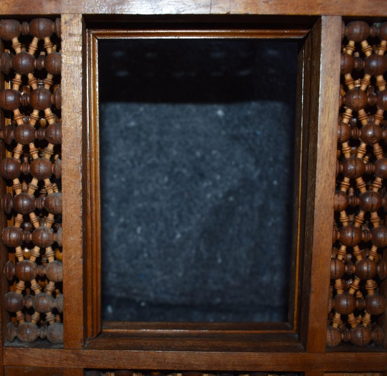 Antique Wooden Syrian Picture Frames or Mirror Frames For Sale 5