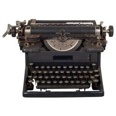 Antique Woodstock Typewriter #5, circa 1933
