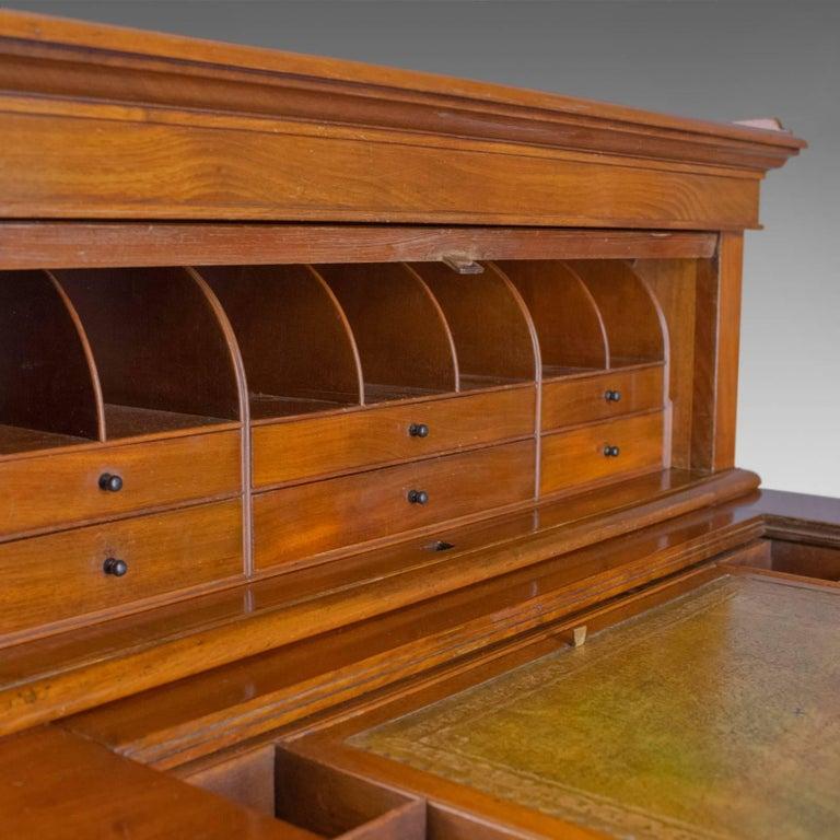19th Century Antique, Writing Desk, William iv, Bonheur Du Jour, A Solomon, circa 1835 For Sale
