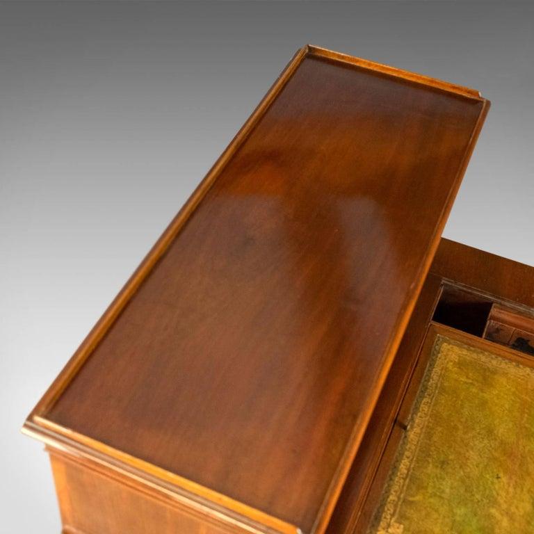 Antique, Writing Desk, William iv, Bonheur Du Jour, A Solomon, circa 1835 For Sale 1