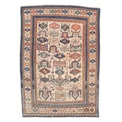 Antique Zeikor Russain Rug