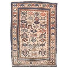 Antique Zeikor Russian Rug