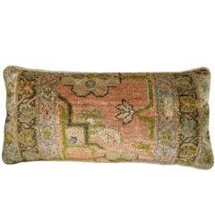 Antique Ziegler Carpet Pillow, circa 1880 1544p