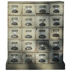 Antiqued Patina Furniture