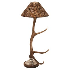 Antler Two Table Lamp