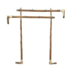 Antler Whip Rack