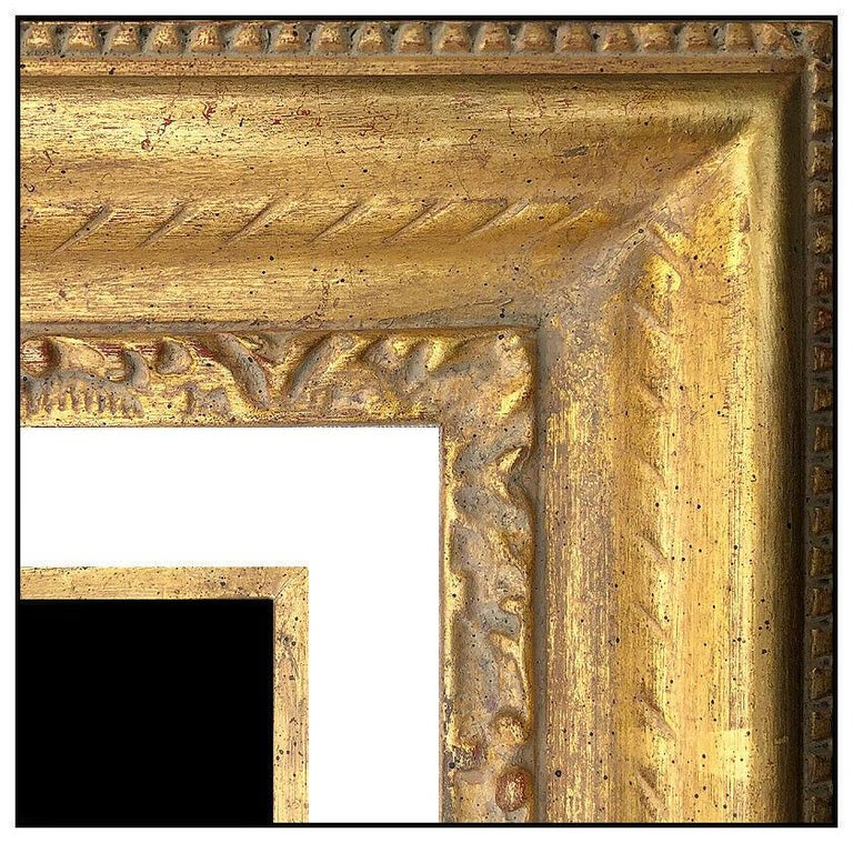 Antoine Blanchard Original Painting Oil On Canvas Paris France Cityscape Signed For Sale 4