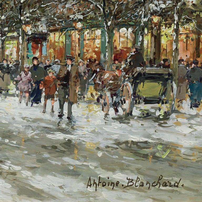 Boulevard de la Madeleine, Winter For Sale 2