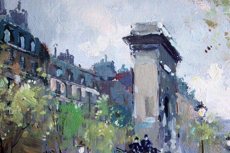 Les Grands Boulevards et La Porte Saint Denis For Sale 1