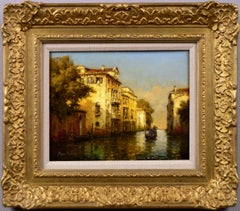 Venetian oil painting