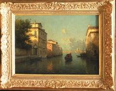 Venice in the evening sun