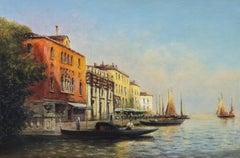 Evening Calm, Venice