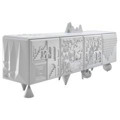 Antoine et Manuel Cabinet 'Tout Va Bien' White by BD Barcelona