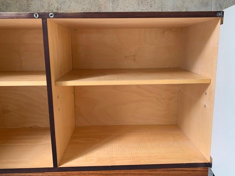 Antoine Philippon & Jacqueline Lecoq Petite 2 Door Cabinet Credenza Sideboard For Sale 3