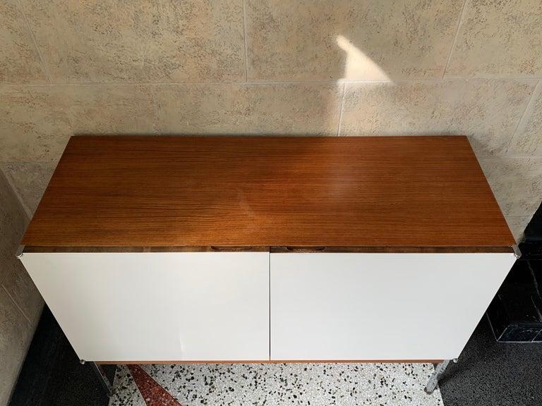 Antoine Philippon & Jacqueline Lecoq Petite 2 Door Cabinet Credenza Sideboard For Sale 5