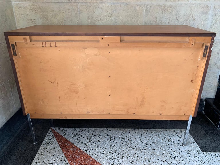 Antoine Philippon & Jacqueline Lecoq Petite 2 Door Cabinet Credenza Sideboard For Sale 6