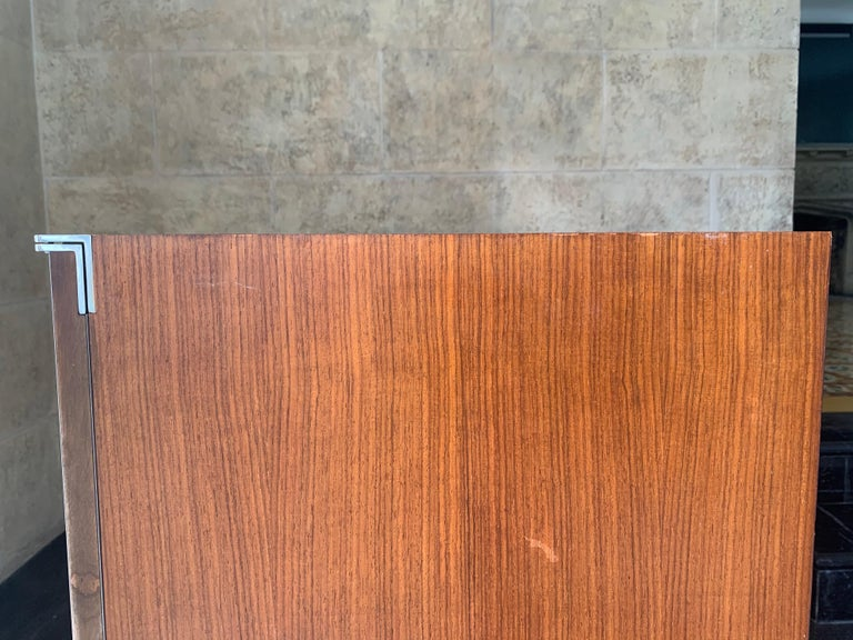 Antoine Philippon & Jacqueline Lecoq Petite 2 Door Cabinet Credenza Sideboard For Sale 8