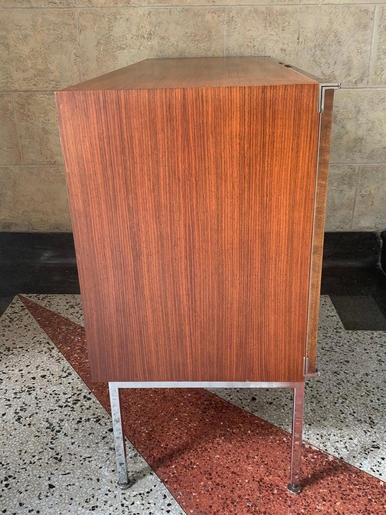 German Antoine Philippon & Jacqueline Lecoq Petite 2 Door Cabinet Credenza Sideboard For Sale
