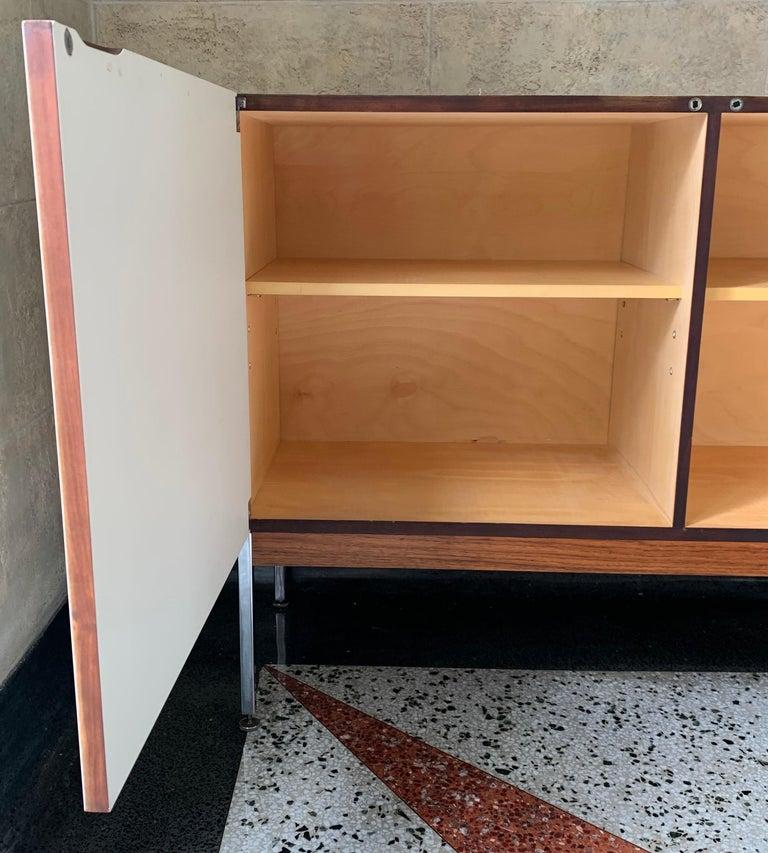 Antoine Philippon & Jacqueline Lecoq Petite 2 Door Cabinet Credenza Sideboard For Sale 1