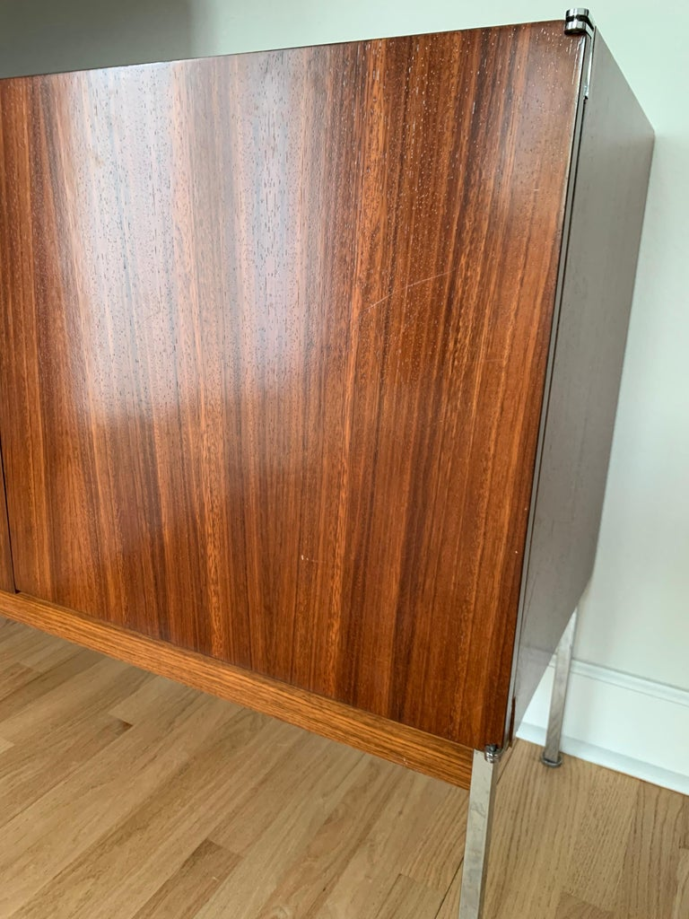 Antoine Philippon & Jacqueline Lecoq Rosewood Credenza Sideboard for Behr, 1960s For Sale 10