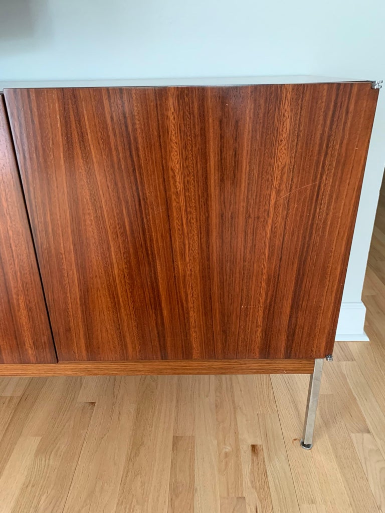 Antoine Philippon & Jacqueline Lecoq Rosewood Credenza Sideboard for Behr, 1960s For Sale 12
