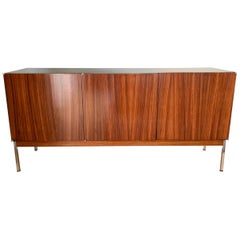 Antoine Philippon & Jacqueline Lecoq Rosewood Credenza Sideboard for Behr, 1960s
