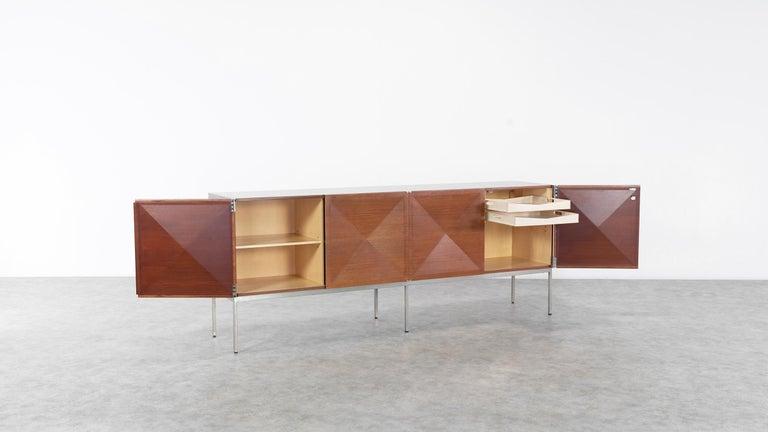 Antoine Philippon & Jacqueline Lecoq Sideboard by Behr, 1962 Pointe De Diamant For Sale 10