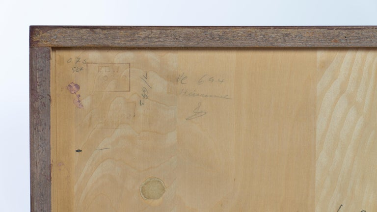 Antoine Philippon & Jacqueline Lecoq Sideboard by Behr, 1962 Pointe De Diamant For Sale 13