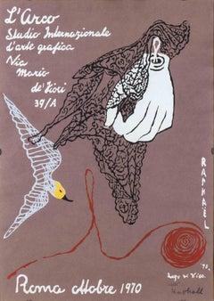 L'Arco Studio Internazionale di Arte Grafica - Original Lithograph - 1970