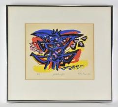 Printemps - Colourful Modern Art