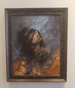 Precipitate, Portrait and Figurative artist, Realism,Classical,Florence Academy