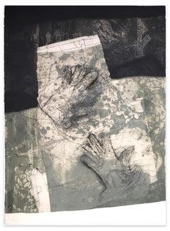 Luisa - Original Etching by Antoni Clavé - 1970s