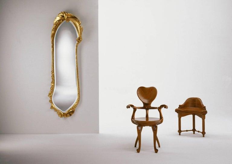 Spanish Antoni Gaudi Calvet Armchair For Sale