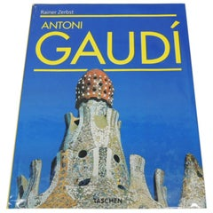 Antoni Gaudi Hardcover Table Coffee Book