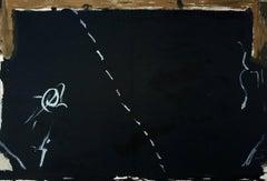 1960s Antoni Tàpies lithograph (derriere le miroir)