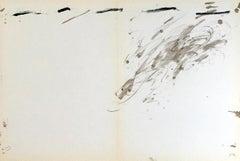 1960s Antoni Tàpies lithograph