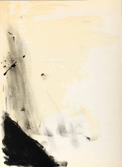 1960s Antoni Tàpies lithograph (Tàpies prints)