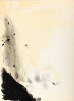 1960s Antoni Tàpies lithograph (Tàpies prints)