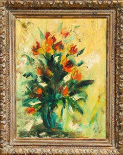Flowers, Oil Painting by Sirena