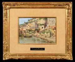 A View of Posillipo, Naples
