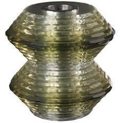 Antonio Barbieri Green Vase