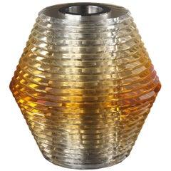 Antonio Barbieri Orange Vase