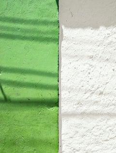 Callejon Angosto, medium close-up color archival pigment print  Cartagena
