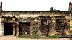 Casa No 11-65 From The Series of Mompox, Small Archival Pigment Print
