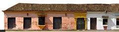 Casas No 13-17 y 13-21 From The Series Of Mompox, Large Archival Pigment Print